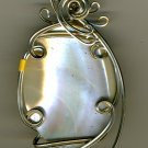 Beautiful Mother of Pearl Pendant