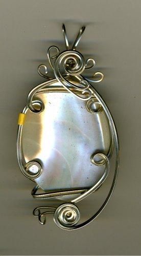 Beautiful Mother of Pearl Pendant