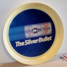 Coors Light The Silver Bullet plastic serving tray 1990 Coors Brewing Company