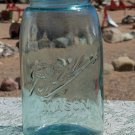 Ball Mason fruit or canning jar used and empty quart size can be used for