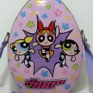 The PowerPuff Girls Cartoon Network metal tin container cloth strap (T107)