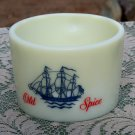 Old Spice Shaving Mug Shulton mark sailing ship mug only