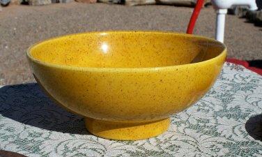 Vintage Haeger U.S.A. # 101 bowl speckled bowl you decide on the color