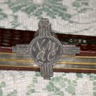 NMAC New Mexico Association of Counties hat pin hat tack lapel tack Zia symbol