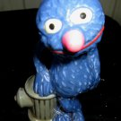 RARE Vintage 1976 Sesame Street Grover Muppets Ceramic Figurine