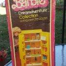 Vintage 1978 BARBIE Dream Furniture Collection Refrigerator Freezer w/ Box & Accessories MATTEL