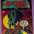 Vintage DC Comic Book Batman and Robin No 382 Dec 1968 GREAT!