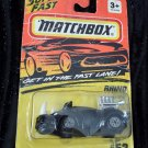 Vintage 1994 SUPERFAST MATCHBOX Black Rhino Rod #53 Diecast Toy Car NIP