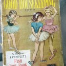 Vintage 50s GOOD HOUSEKEEPING Magazine March 1952 ~GREAT ADS!