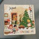 RARE Vintage 1957 John Wanamaker  TOYTIME Toys Catalog