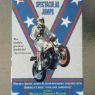 Evel Knievel's Spectacular Jumps VHS Video Tape 1997 GREAT!!