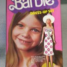 Vintage 70s Barbie Colorforms Dress Up Set 1977 Complete w/ Box and Booklet EX
