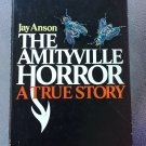 The Amityville Horror A True Story by Jay Anson 1977 1st Edition 1st Printing Vintage Hardcover Book