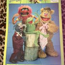 Jim Henson's Muppets Frame Tray Puzzle 2003