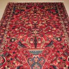 ORIENTAL HANDMADE WOOL RUG ABOUT A 100 YEARS OLD IN EXCELLENT CONDITION