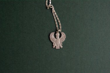 NECKLACE WITH PHARAONIC EGYPTIAN PENDANT