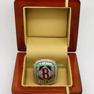 2004 Boston Red Sox mlb World Series Baseball League Championship Ring
