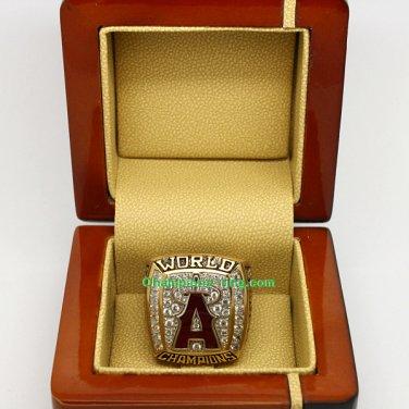 2002 Anaheim Angels mlb World Series Baseball League Championship Ring