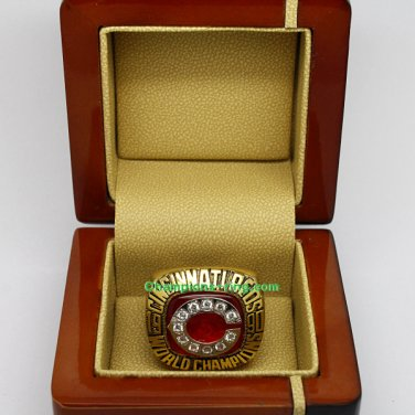 1990 Cincinnati Reds mlb World Series Baseball League Championship Ring