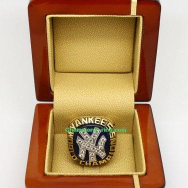 1977 New York Yankees mlb World Series Baseball League Championship Ring