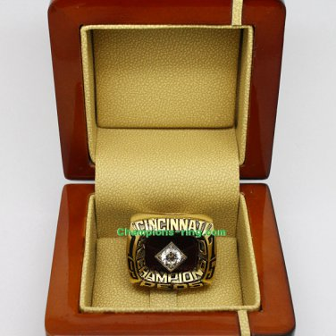 1975 Cincinnati Reds mlb World Series Baseball League Championship Ring