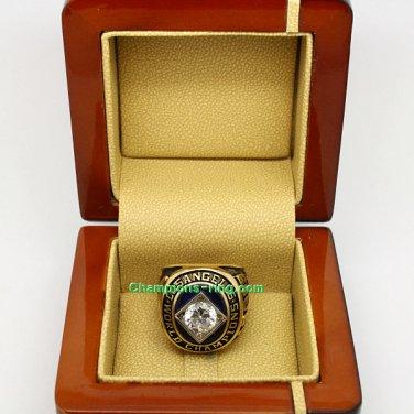 1959 Los Angeles Dodgers mlb World Series Baseball League Championship Ring