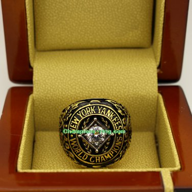 1949 New York Yankees mlb World Series Baseball League Championship Ring