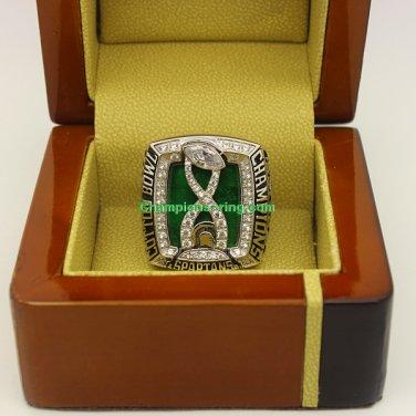 2015 Michigan State Spartans Cotton Bowl NCAA Football Championship Ring