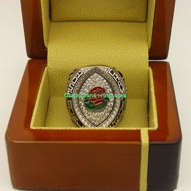 2015 Oregon Ducks Rose Bowl NCAA Football Championship Ring