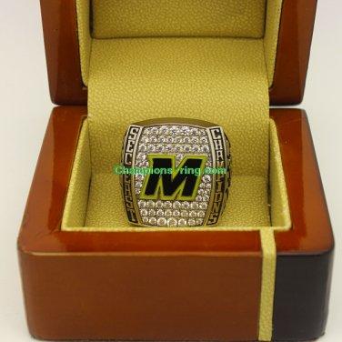 2015 Missouri Tigers Buffalo Wild Wings Citrus Bowl NCAA Football Championship Ring