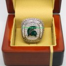 2013 Michigan State Spartans Big Ten NCAA Football Championship Ring