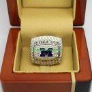 2011 Michigan Wolverines Sugar Bowl NCAA Football National Championship Ring