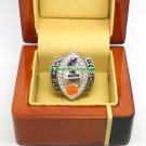 2011 Clemson Tigers ACC NCAA Football National Championship Ring