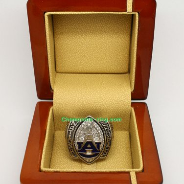 2010 AU Auburn Tigers NCAA Football National Championship Ring