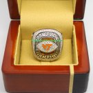 2009 VT Virginia Tech Hokies Orange Bowl NCAA Football National Championship Ring