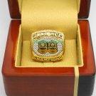 2008 VT Virginia Tech Hokies ACC NCAA Football National Championship Ring