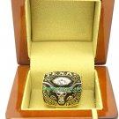 2007 Texas Longhorns Holiday Bowl NCAA Football National Championship Ring