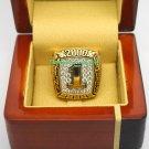 2000 Oklahoma Sooners NCAA Football National Championship Ring