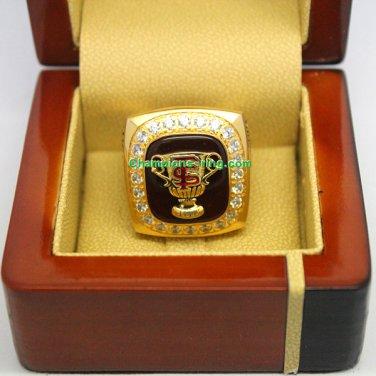 2000 FSU Florida State Sugar Bowl NCAA Football National Championship Ring