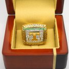 1998 Tennessee Volunteers Football National Championship Ring