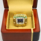1997 Michigan Wolverines Associated Press Football National Championship Ring