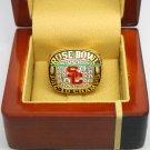 1995 USC Trojans Rose Bowl NCAA Football National Championship Ring