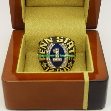 1994 Penn State Nittany Lions Rose Bowl NCAA Football National Championship Ring