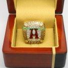 1992 Alabama Crimson Tide NCAA Football National Championship Ring