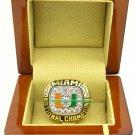 1991 Miami Hurricanes NCAA Football National Championship Ring