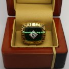 1987 Miami Hurricanes NCAA Football National Championship Ring
