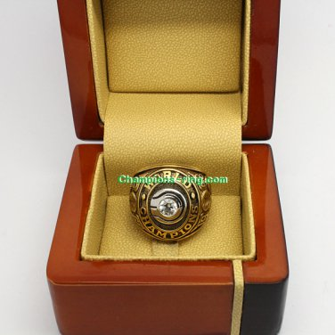 1968 Boston Celtics NBA Basketball Championship Ring