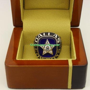 1970 Dallas Cowboys NFC National Football Conference Championship Ring