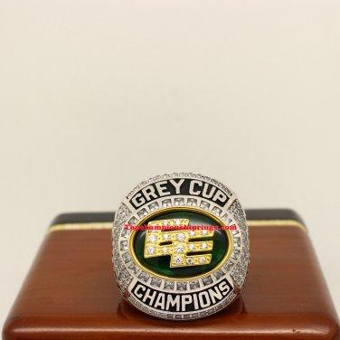 2015 Edmonton Eskimos 103rd Grey Cup Football Championship Ring