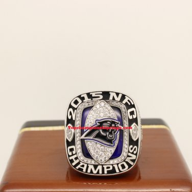 2015 Carolina Panthers NFC Football Championship Ring